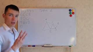 Уроок 12  Волновой анализ рынка форекс. Сходящийся треугольник