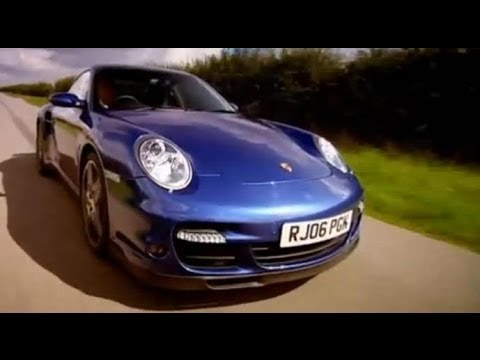 Jeremy Sees the Light - Ferrari vs Porsche 911 - Top Gear - BBC