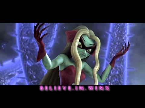 Winx Club 2:The Winx VS The Witches [Russian/Russia] Final Battle HD!