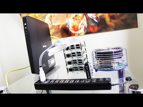Antminer S5 Bitcoin Miner Unboxing Review and Setup | Doovi