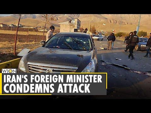 Iran blames Israel for assassinating nuclear scientist in Tehran