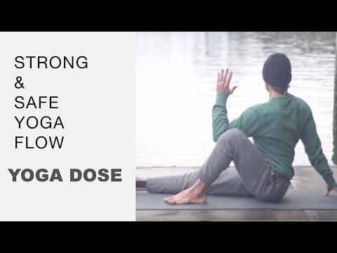 Strong & Smart Yoga With Tim Senesi