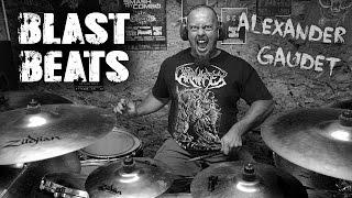 Blast Beats 220bpm to 300bpm - Alex Ander