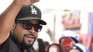 Ice Cube - Hollywood Walk of Fame Ceremony - Live Stream