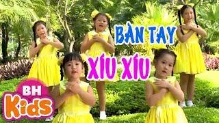 Bàn Tay Xíu Xíu ♫ Nhạc Thiếu Nhi Vui Nhộn