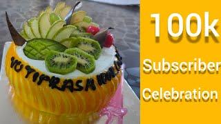 100K subscriber celebration of VU Tiprasa Northeast boys