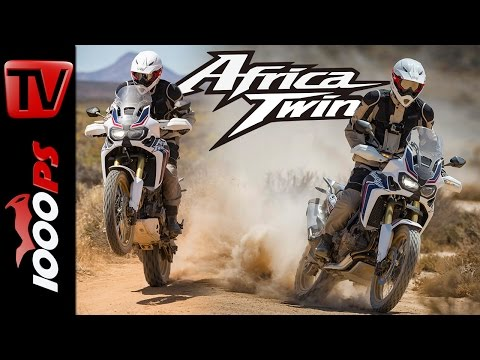 Honda Africa Twin Test 2016 | Fazit, Action, Sound, Fahreindruck