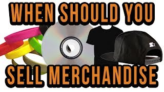 When Should You Start To Sell Merch? My $1,800 Loss Story