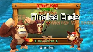 Let's Play Donkey Kong Country Returns Part 37 Endlich frieden auf der DK Insel