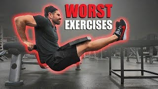10 Exercises Men Should NEVER Do!