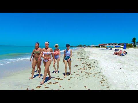 Anna Maria Island, Holmes Beach, Florida | Walking Tour