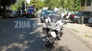 ConstanţaAccident rutier, pe strada Unirii. Un pieton rănit grav (galerie foto+video)