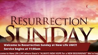 Resurrection Sunday 2020 with Pastor Latricia and New Life UMC, Tallahassee