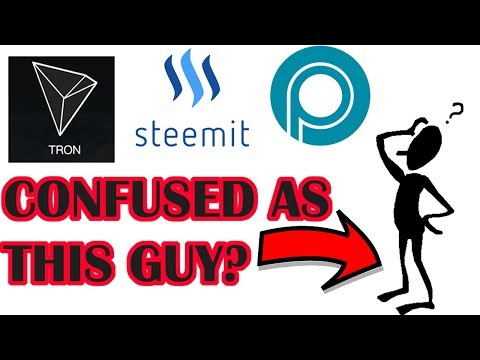 SHOULD YOU BUY TRON TRX Coin? RIPPLE XRP STOLEN? BITCOIN BACK? SHOULD YOU BUY STEEM COIN?
