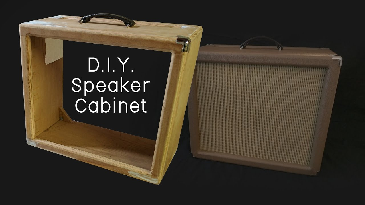 d i y speaker cabinet build part 1 woodworking youtube. Black Bedroom Furniture Sets. Home Design Ideas