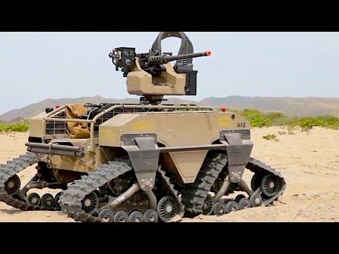 The Mind-Blowing Future of Military Tech