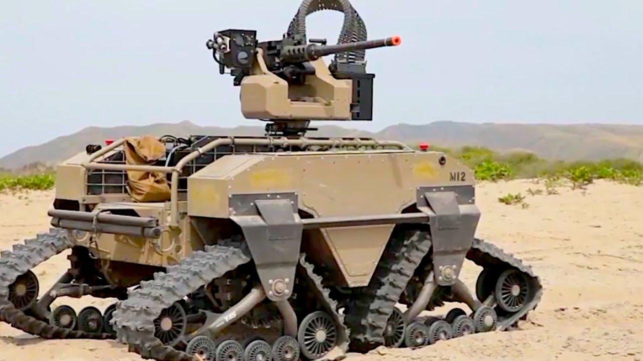 Mind-Bending Future Military Technologies