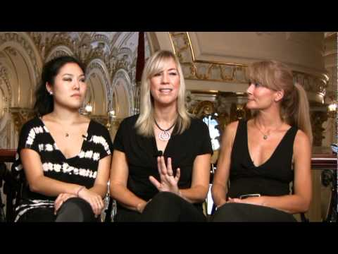 A Video Interview with the Eroica Trio