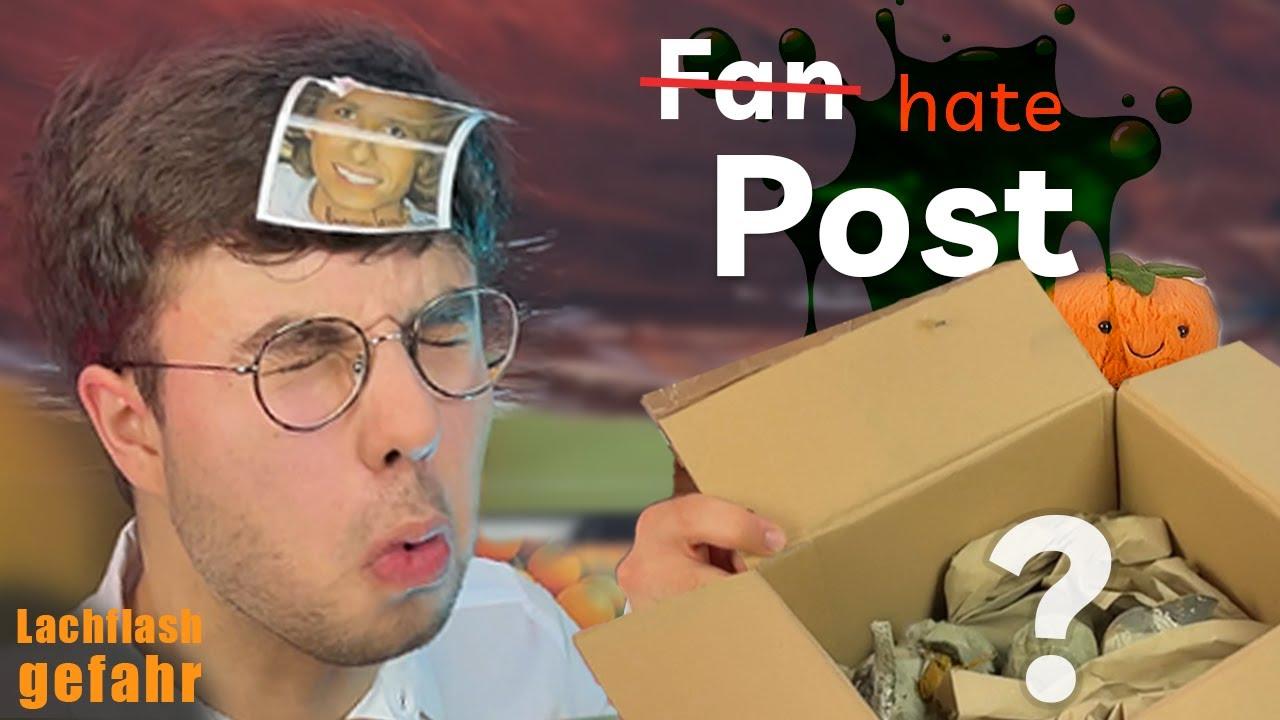 Ich hätte mir kein Postfach eröffnen sollen...
