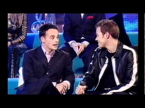 Pop Idol results show - series 1 - part 1 of 2 - 26th January 2002