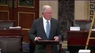 JEFF SESSIONS EPIC SPEECH EXPOSING THE TPP. Free HD Video