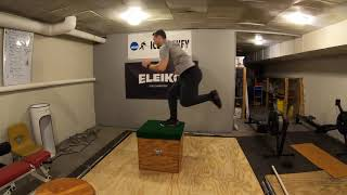 2 to 1 Box Jump | Neuro Explosion