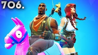 Fortnite Funny WTF Fails and Daily Best Moments Ep.706