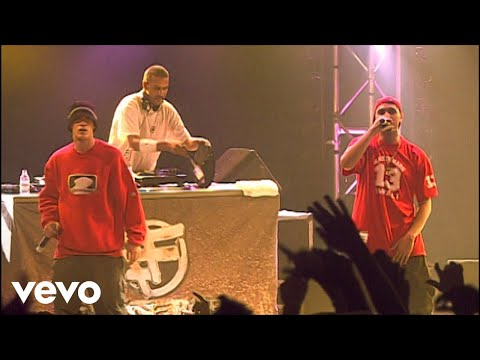 Youtube: Fonky Family – Sans rémission (Live au Paléo Festival Nyon 2001)