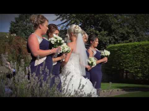 A Wedding Video from Falcon Manor in Settle, North Yorkshire
