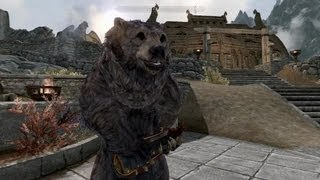Musician Bear meets Heavy Metal - Top 5 Skyrim Mods of the Week