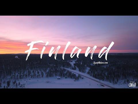 Winter in Finland / Lapland - Mavic Pro Drone