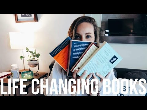 11 MUST READ LIFE CHANGING BOOKS | Self Help & Fiction