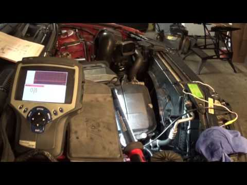 Electric Cooling Fan Diagnostic 2004 BMW X5