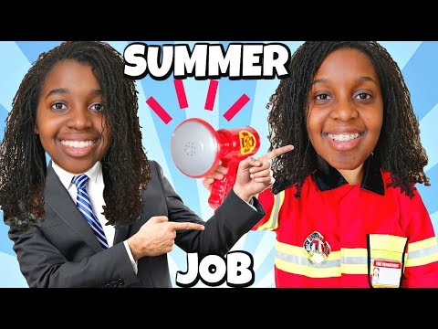 WE GOT A SUMMER JOB!! - Onyx Family