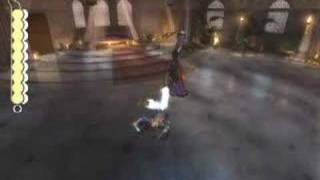 Prince of Persia - The Sands of Time Ending and Final Boss.