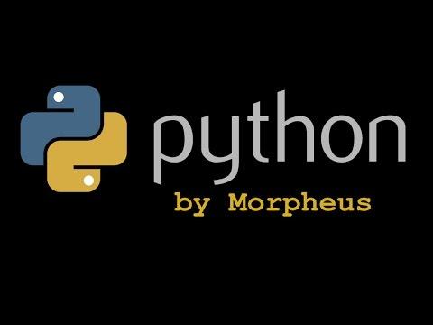 Python Tutorial #6 - Das Erste Echte Script