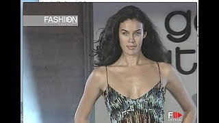 GAI MATTIOLO Fall 1999 2000 Haute Couture Rome - Fashion Channel