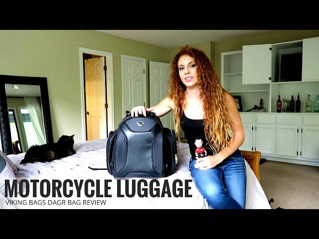 Motorcycle luggage Bags!
