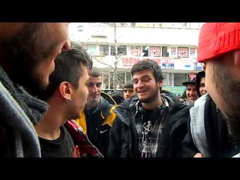 Spade & Hidra & Revios - Freestyle.(23.02.2013)