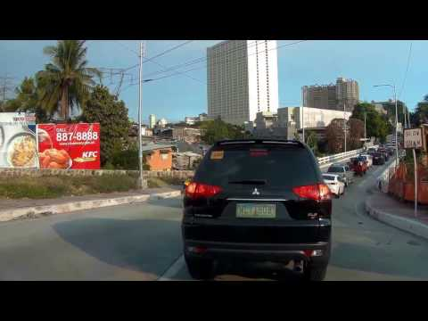 Philippines, Metro Manila, car driving | SJ5000X FEIYUTECH W