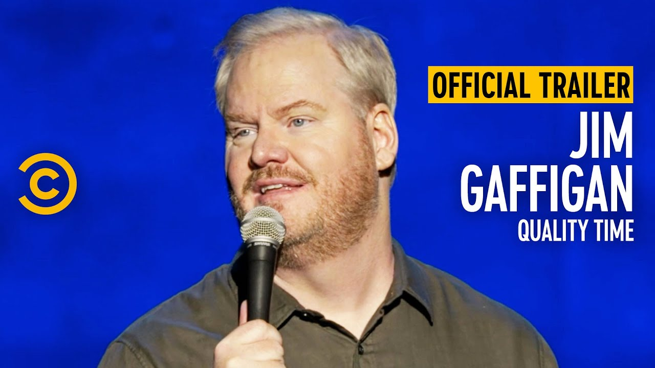 Jim Gaffigan: Quality Time - Official Trailer