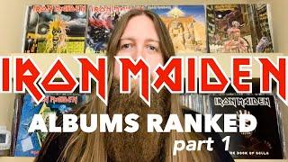 Albums Ranked: Iron Maiden (Part 1)