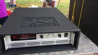 TK TONKOON Power Amp Class G งานจัดชุด 8x8 ส่งลูกค้าร้อยเอ็ด