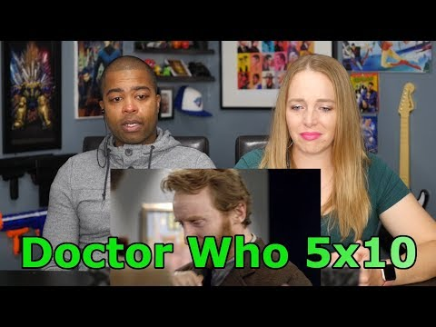 "Doctor Who Season 05 Episode 10 ""Vincent And The Doctor"" (Jane And JV's REACTION 🔥)"