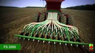 Maszyny uprawowe, siewniki Uniagroup 2014/Cultivating and seeding machinery Uniagroup 2014