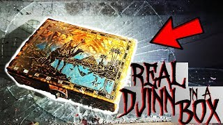 Are JINN Real? I Bought One Off The DARK WEB To Find Out | PROVING DEMONS thumbnail