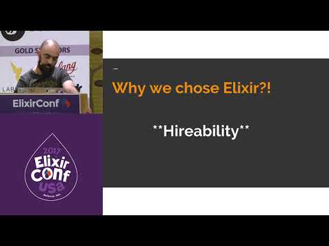 ElixirConf 2017 - Phoenix after 100000 lines  - Renan Ranell