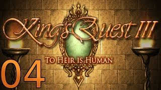 King's Quest 3: To Heir is Human Redux - [04/08] - English Walkthrough