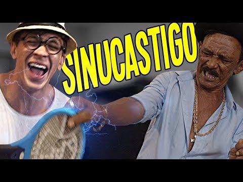 TIRINGA ELETROCUTADO - SINUCASTIGO!!!