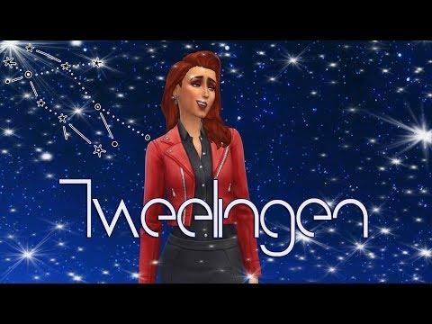 Creëer Een Sim ♀ Sterrenbeeld ♊ Tweelingen ◊ De Sims 4